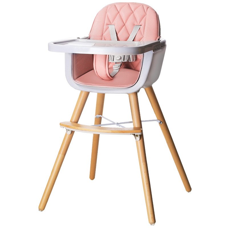 Wooden Baby High Chair(MZ802)