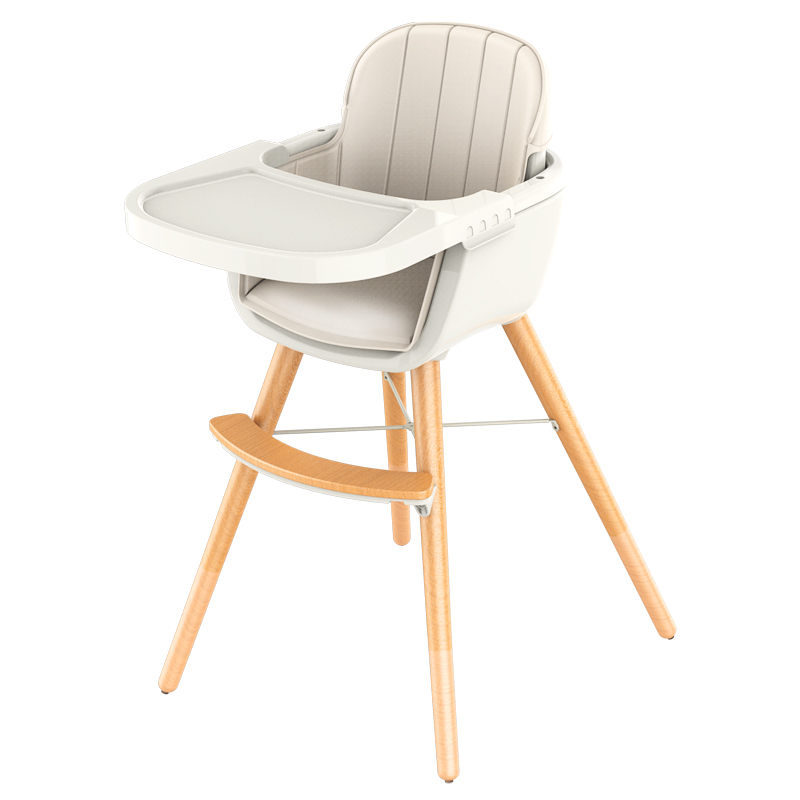Wooden Baby High Chair(TB-519)